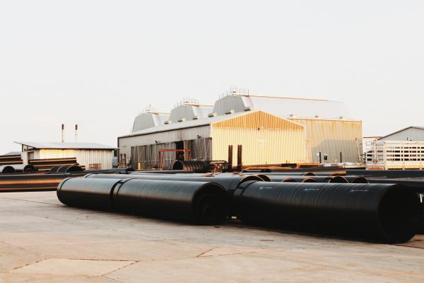 Manufacturers, HDPE Pipe Manufacturers, PEXMART Manufacturing plant